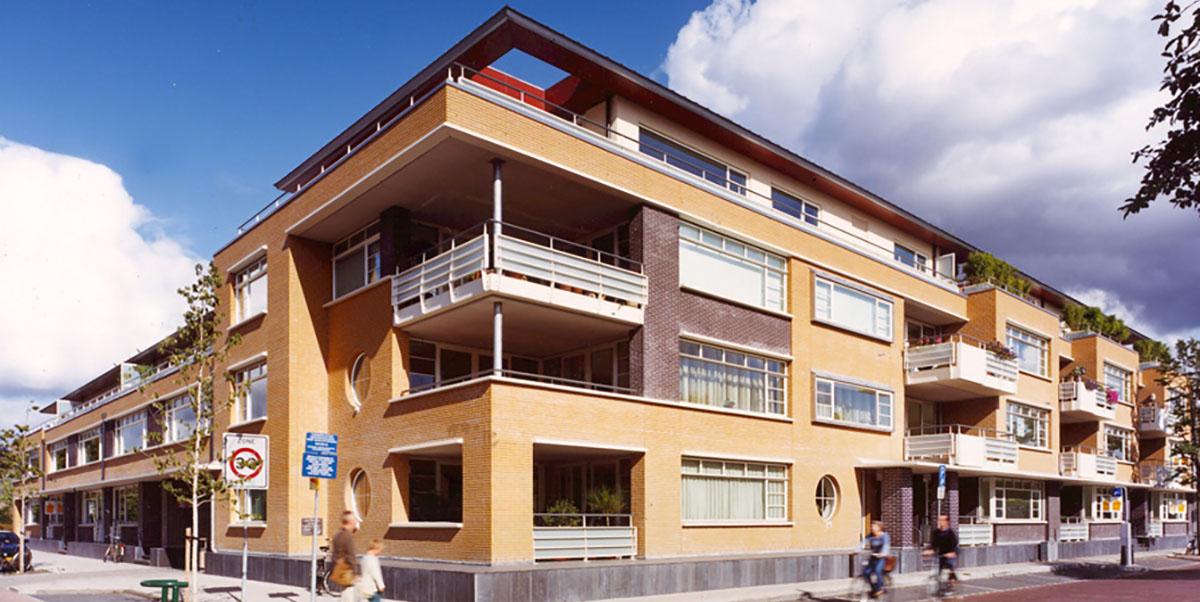 Foto van appartementencoomplex 't Bakkershuys in Zeist
