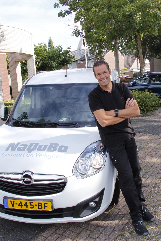 Een foto van Patrick Hageman van NaQuBo Comfort en Veiligheid