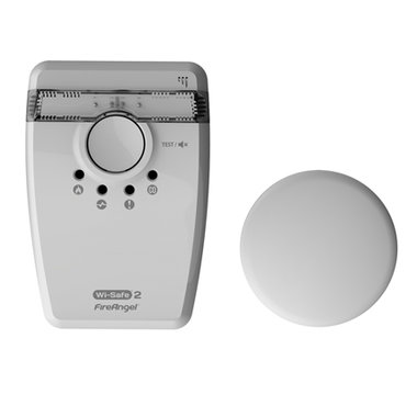 FireAngel W2-SVP-630-EU Flitslamp trilplaat