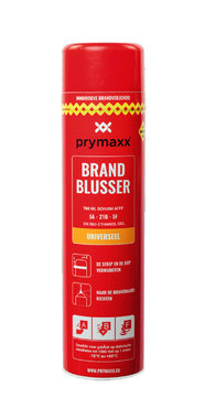 Prymaxx Universele Brandblusser