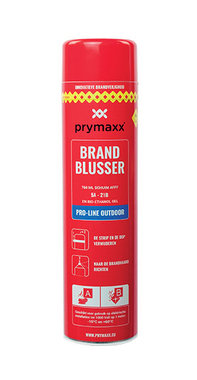 Prymaxx Proline Outdoor Brandblusser