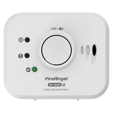 FireAngel W2-CO-10X-EU Draadloos Koppelbaar
