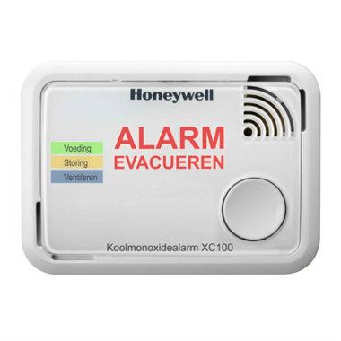Honeywell XC100 inclusief installatie in Noord Holland