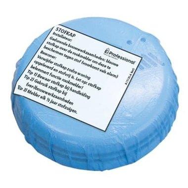 Stofhoes voor Rookmelder (blauw)