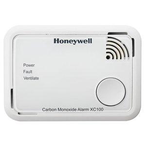 Honeywell XC100 koolmonoxidemelder voorkant