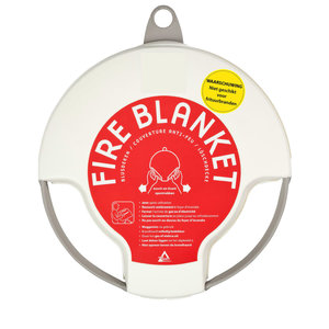 FireBlanket blusdeken foto van de voorkant